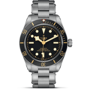 Nya Tudor Black Bay Fifty Eightmed Saffirglas | Rob Engström