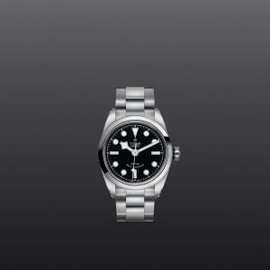 Köp Exclusive Tudor Black Bay 32 med 32 mm stålfodral | Rob Engström