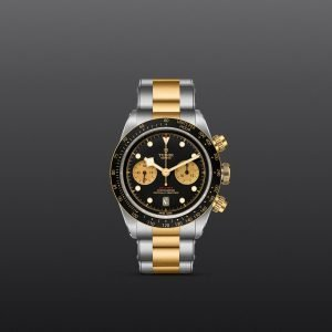 Tudor Black Bay Chrono S&G med 41 mm stålfodral | Rob Engström