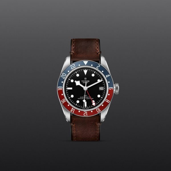 Tudor Black Bay GMT | 41mm steel case med steel bracelet | Rob Engström